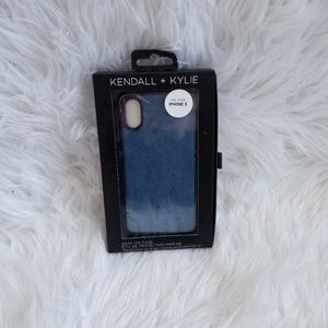 Kendall + Kylie iPhone 10 Case